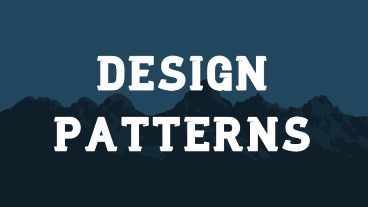 دوره آموزش Design Patterns در پایتون